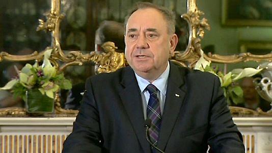 """Scozia. Salmond si dimette: """"Londra non mantiene le promesse"""""""