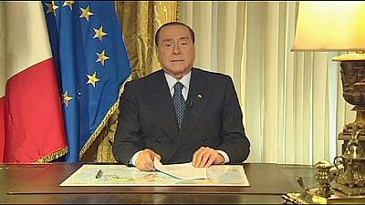 Former Italy PM Berlusconi granted appeal over tax conviction