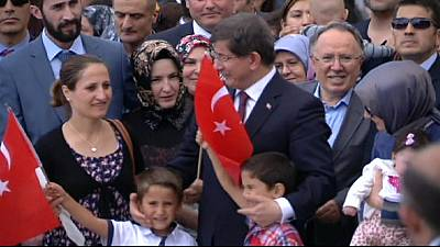 Freed Turkish hostages reunited with families in Ankara