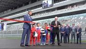 Sochi Autodrom officially opened