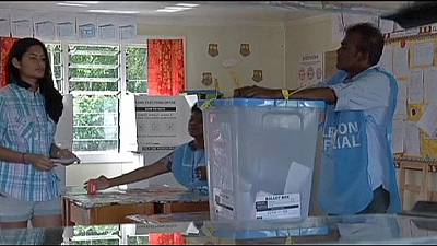 Fiji coup leader Bainimarama declares election victory
