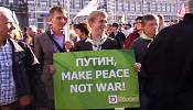 Thousands protest in Moscow against Russia's role in Ukraine