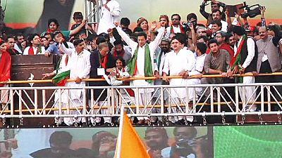 Opposition calls for Pakistan prime minister's resignation