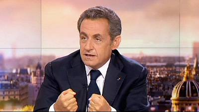 Sarkozy comeback