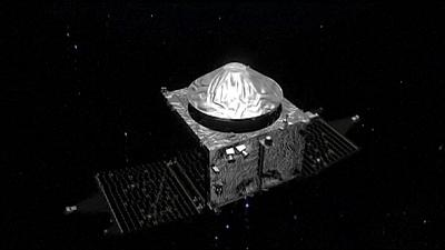 La sonda Maven estudia la atmósfera marciana desde su órbita
