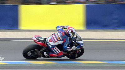 Suzuki win Le Mans Yamaha claim the Endurance World Championship
