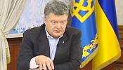 "Poroshenko declares war in east Ukraine ""impossible to win by military means alone"""