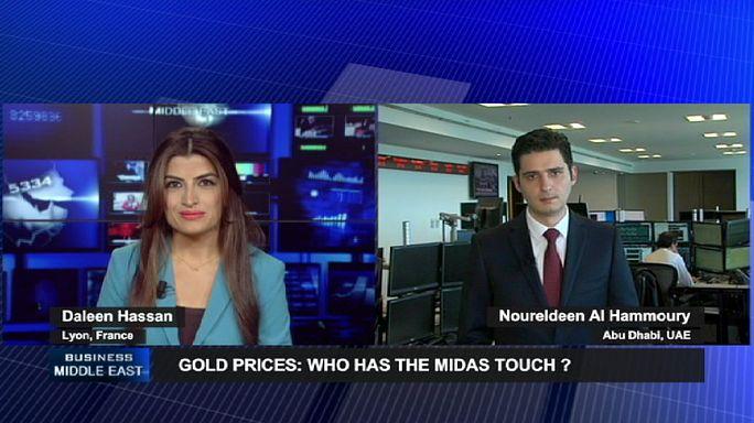 A FED és az arab menyasszonyok fűtik az aranypiacot
