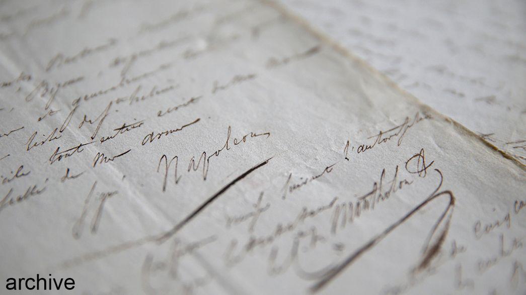Adjudicado el contrato matrimonial de Napoleón por casi medio millón de euros