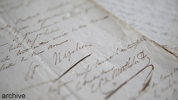 Acordo pré-nupcial, assinado entre Napoleão e Josefina, vendido por mais de 437 mil euros