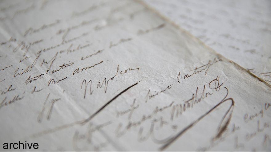 Napoleons Ehevertrag für Rekordsumme versteigert