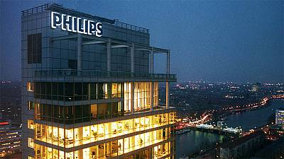 Philips splits saying it is time to 'reinvent' itself