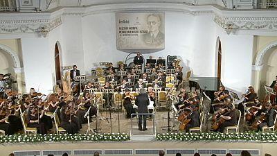 Baku celebrates Uzeyir Hajibeyov's birthday