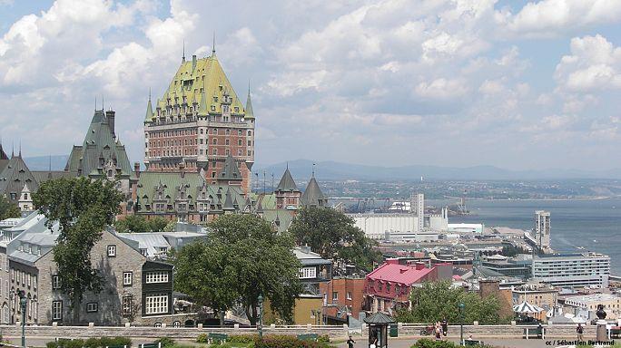 Le traité de Paris, un des actes fondateurs du Canada, exposé à Québec