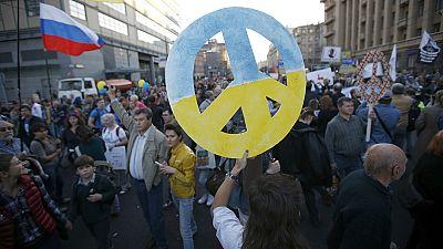 Ukraine cease-fire holds hope