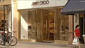Jimmy Choo steps into the city