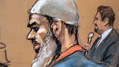 Osama bin Laden's son-in-law sentenced to life in prison