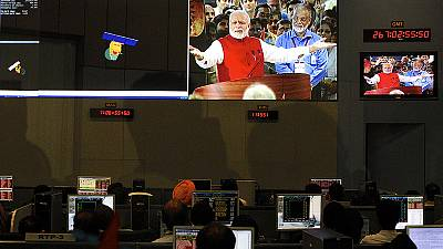 India's spacecraft Mangalyaan reaches Mars on first attempt
