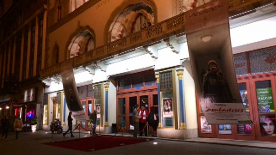 A magyar mozikban Pálfi György Szabadesése