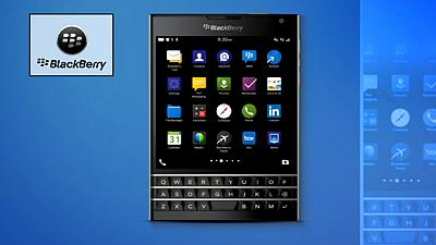 BlackBerry looks to travel back to profit with new Passport smartphone