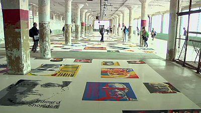 Ai Weiwei shows political prisoners on Alcatraz