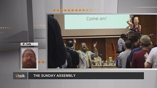 """Sunday Assembly - az """"istentetelen gyülekezet"""""""