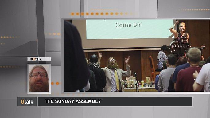 Воскресная ассамблея: церковь без бога