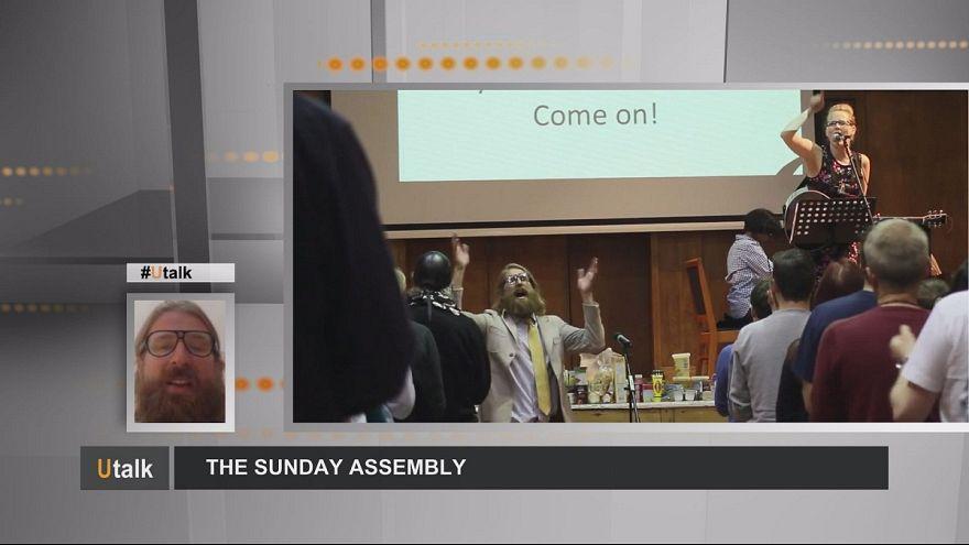 Losing my religion: Sunday service without prayer