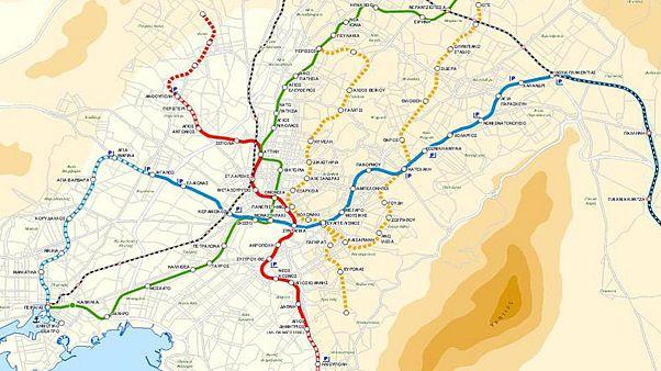 Νέα γραμμή μετρό στην Αθήνα