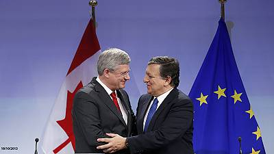 EU, Canada set to finalise free trade pact