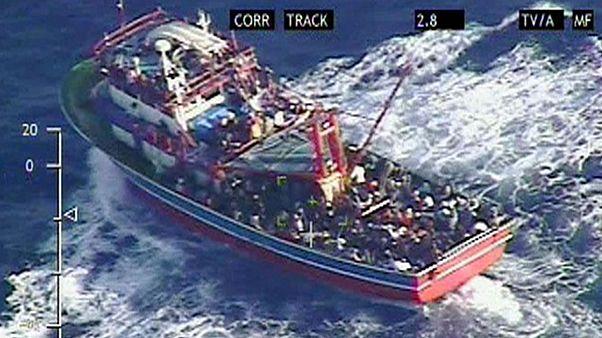 Επιχείρηση διάσωσης 300 μεταναστών ανοιχτά της Πάφου