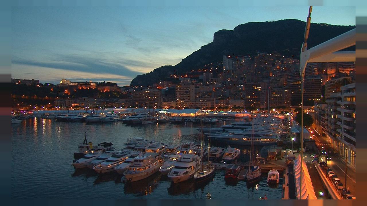 Mónaco, con vistas al mar