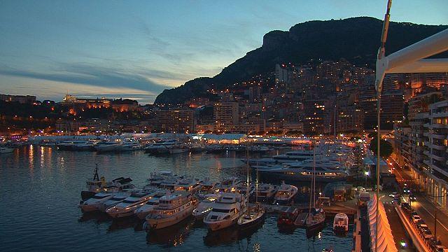 Monaco: dedicated to the sea