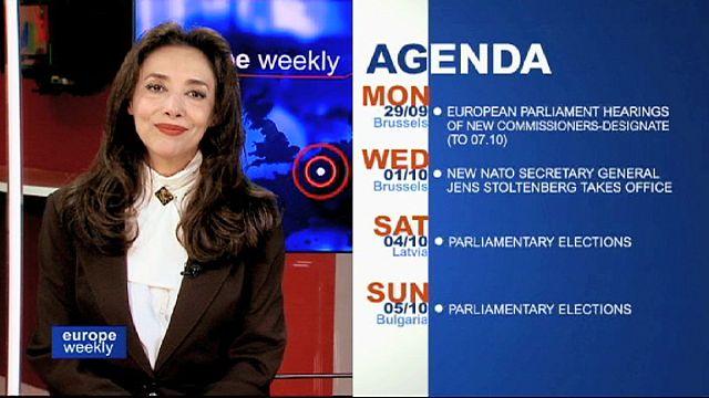 برنامج يوروب ويكلي في الاسبوع الثالث من شهر ايلول سبتمبر 2014