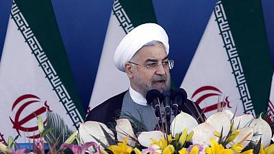 'Slow progress' at Iran nuclear talks – Rohani