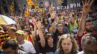 Catalunha aprovou o referendo à independência