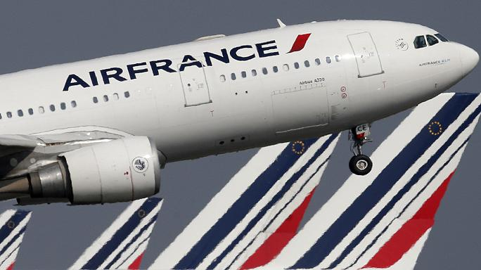 Air France pilots decide to end strike
