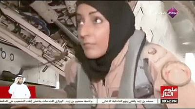 First woman fighter pilot in UAE speaks of experience