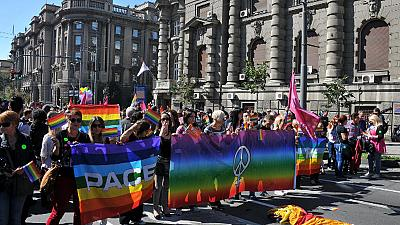 Serbia holds first gay Pride in four years