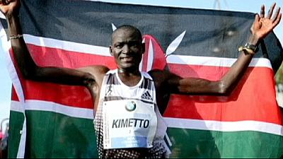 Kimetto smashes world record in fastest-ever marathon