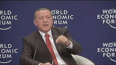 """رجب طيب أردوغان: """"لا يمكننا البقاء خارج المعركة ضد تنظيم الدولة الإسلامية"""""""