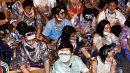 Hong Kong leaders ask pro-democracy demonstrators to leave peacefully