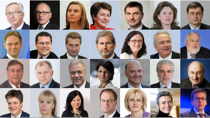 Слушания еврокомиссаров в прямом эфире