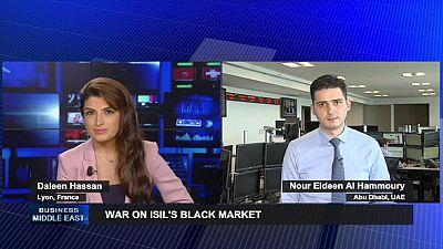 O avultado mercado negro do movimento Estado Islâmico
