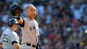 Baseball legend Jeter makes final appearance