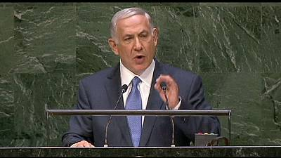 Netanyahu issues nuclear warning at UN General Assembly