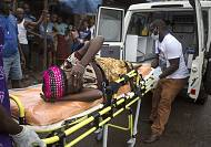 Ebola 'sprinting faster than our collective efforts', UN told
