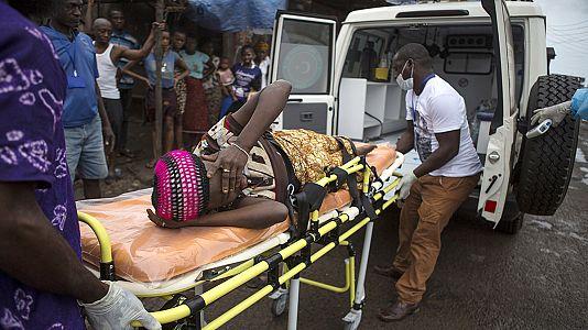 Ébola já matou mais de 3 mil e Portugal estreia consultas externas americanas