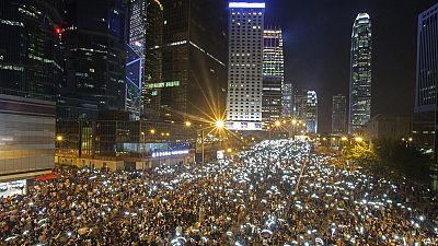 Tutto sulle proteste di Hong Kong