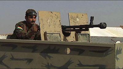 Iraqi troops retake villages east of Baghdad